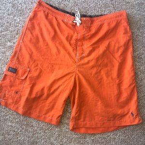 Men's Ralph Lauren Poli Xxl swim trunks